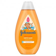 Johnsons Baby 2 In 1 Bubble Bath and Wash 500ml
