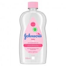 Johnsons Baby Oil 500ml