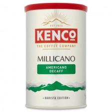 Kenco Millicano Caffeine Free Tin 100g