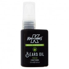 King of Shaves Conditioning Beard Oil Fresh 50ml