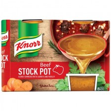 Knorr Beef Stock Pot 8 Pack