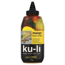 Ku-li Mango Fruit Coulis 300g