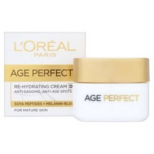 L'Oreal Age Perfect Re-Hydrating Day Cream 50ml