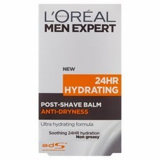 L'Oreal Men Expert 24 Hour Hydrating Post Shave Balm 100ml