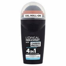 L'Oreal Men Expert Carbon Protect Roll On Deodorant 50ml