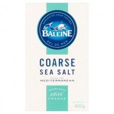 La Baleine Coarse Sea Salt 450g
