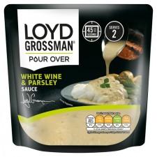 Loyd Grossman Parsley Sauce 170g
