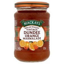 Mackays Vintage Dundee Orange Marmalade 340g