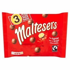Maltesers 3 x 37g Pack