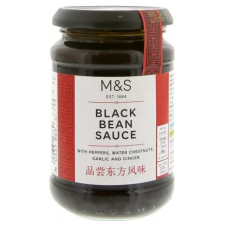Marks and Spencer Black Bean Pour Over Sauce 280g