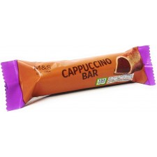 Marks and Spencer Cappuccino Bar 34g