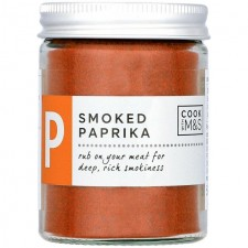 Marks and Spencer Cook with M&S Smoked Paprika 50g in Glass Jar
