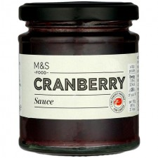 Marks and Spencer Cranberry Sauce 200g