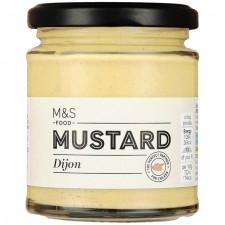 Marks and Spencer Dijon Mustard 185g