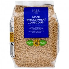 Marks and Spencer Giant Wholewheat Cous Cous 300g