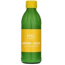 Marks and Spencer Lemon Juice 250ml