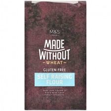 Marks and Spencer Made Without Wheat Self Raising Flour 1kg