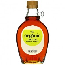 Marks and Spencer Organic Canadian Maple Syrup 330g