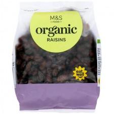 Marks and Spencer Organic Raisins 375g