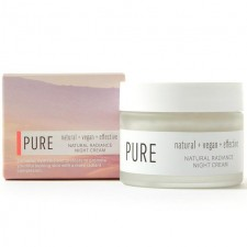 Marks and Spencer Pure Natural Radiance Night Cream 50ml