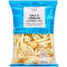 Marks and Spencer Salt and Vinegar Combo Mix 150g
