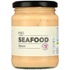 Marks and Spencer Seafood Sauce 265g