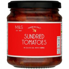 Marks and Spencer Sundried Tomatoes 280g