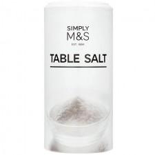 Marks and Spencer Table Salt 400g