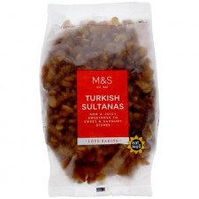 Marks and Spencer Turkish Sultanas 500g