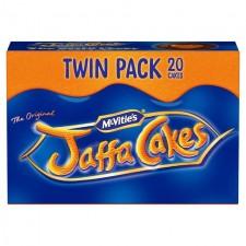 McVities Jaffa Cakes 20 Pack