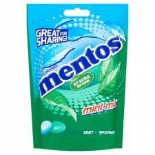 Mentos Mint Mix Bag 160G