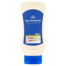 Morrisons Squeezy Mayonnaise 450ml