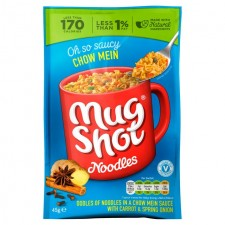 Mug Shot Noodles Chinese Chow Mein 45g
