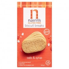 Nairns Oats And Syrup Biscuits 160g
