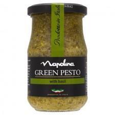 Napolina Green Pesto 185g