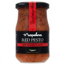 Napolina Red Pesto 185g