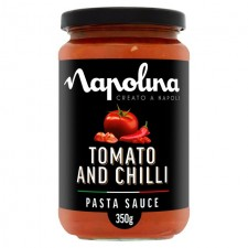 Napolina Tomato and Chilli Sauce 350g