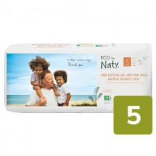 Naty Eco Nappies Size 5 X 40 per pack