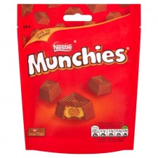 Nestle Munchies Pouch 104g