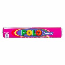 Nestle Polo Fruits Box of 48 Rolls