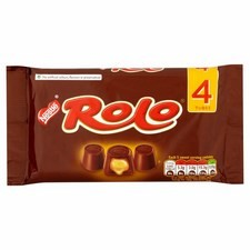 Nestle Rolo Chocolate 4 Pack
