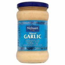 Nishaan Minced Garlic 283g