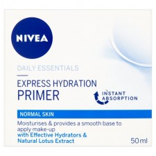 Nivea Daily Essentials Express Hydration Primer Normal and Combination 50ml