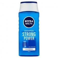 Nivea for Men Strong Power Shampoo 250ml