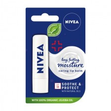 Nivea Lip Care Soothe And Protect 4.8G
