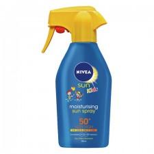 Nivea Sun Kids Trigger Spray Spf 50 300Ml