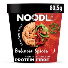 Noodl Plus Balinese Spices Protein Pot 80g