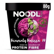 Noodl Plus Beetroot with Heavenly Harissa Pot 80g