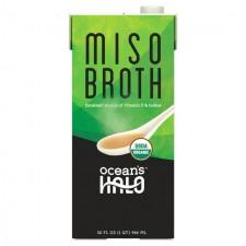 Oceans Halo Organic Miso Broth 946ml