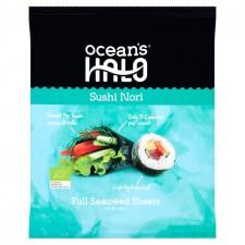 Oceans Halo Organic Sushi Nori 28g